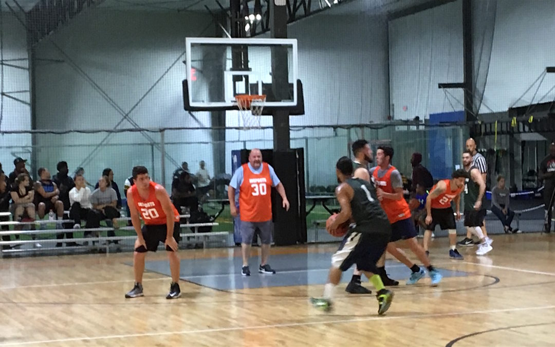 Acevedo Flourishes With 31 Points; SportsLook Hands ZewCrew First Loss