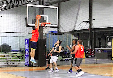 Three-Point Woes Haunt Winless And-1 Against Sportslook