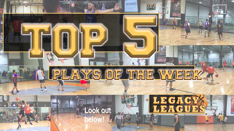 Top 5 Plays of Week 9