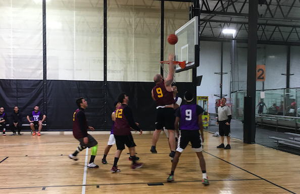 Goon Squad starts flat, rallies to keep Air Ballers winless