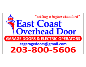 East Coast Overhead Doors Logo