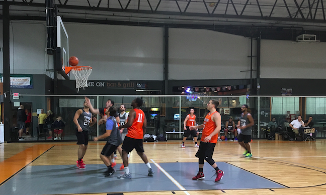 Sportslook overcomes slow start to beat Temptations