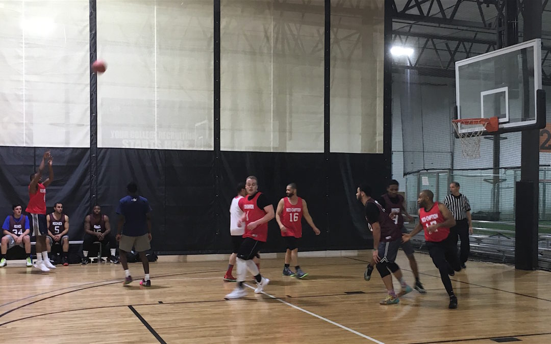 Red-emption hazes Rookies in blowout