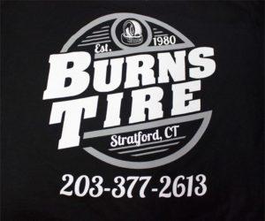 Burns Tire logo