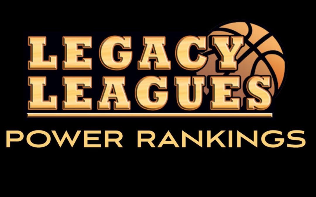 Week 7 Power Rankings