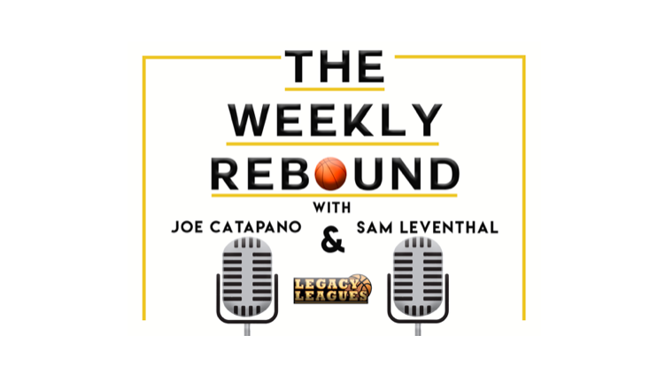 The Weekly Rebound Podcast S2E5 – 2/18/17