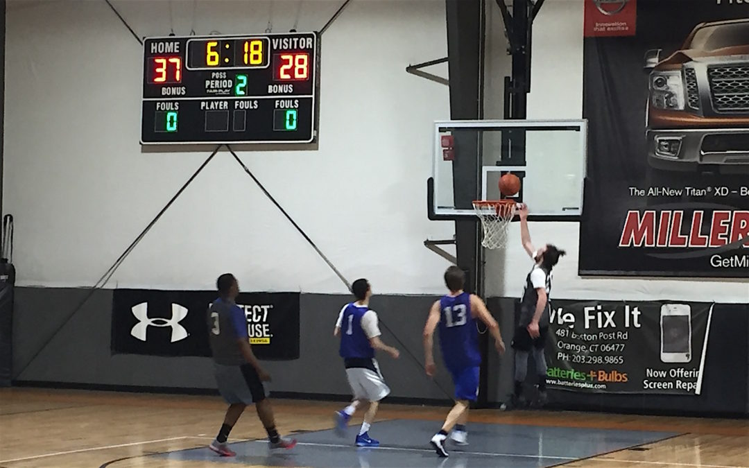 Carmine leads Temptations past TMC, ends two game skid