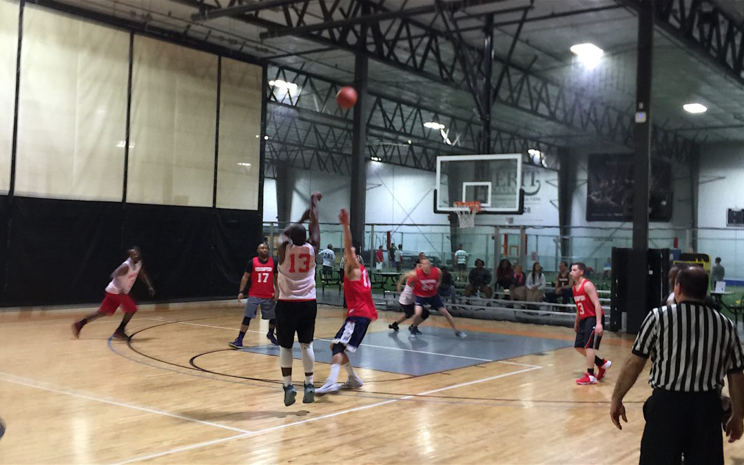Pettway's Timely Block Seals Monstars Title Victory over Red-emption