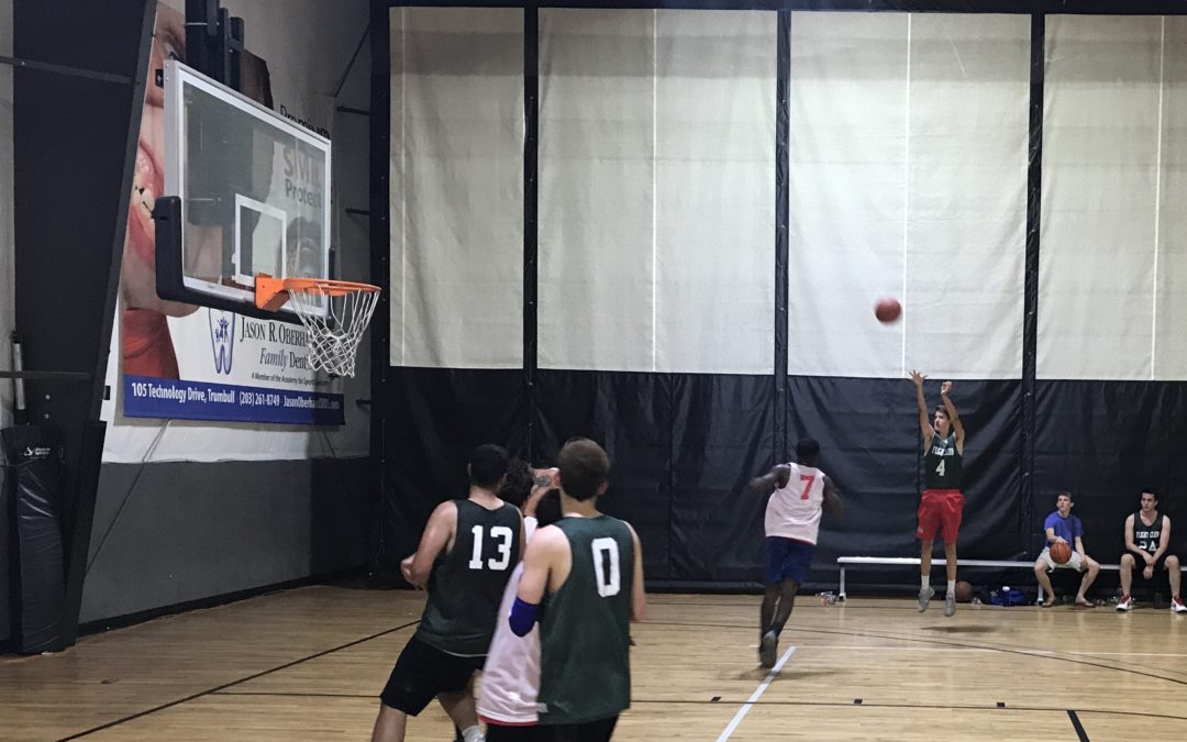 Flight Club knocks out Double Dribblers