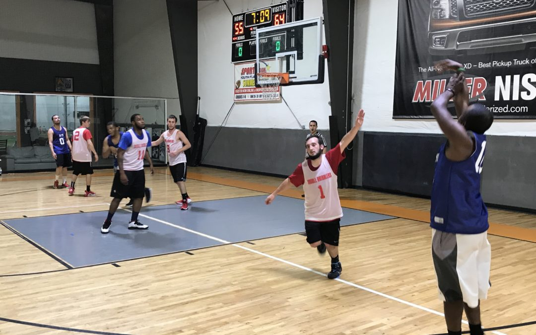 Gritty Double Dribblers falter in fourth to TMC