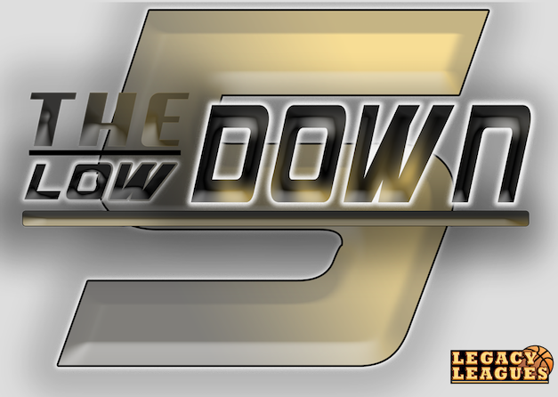 Legacy Leagues Lowdown: Week 9 / First Round
