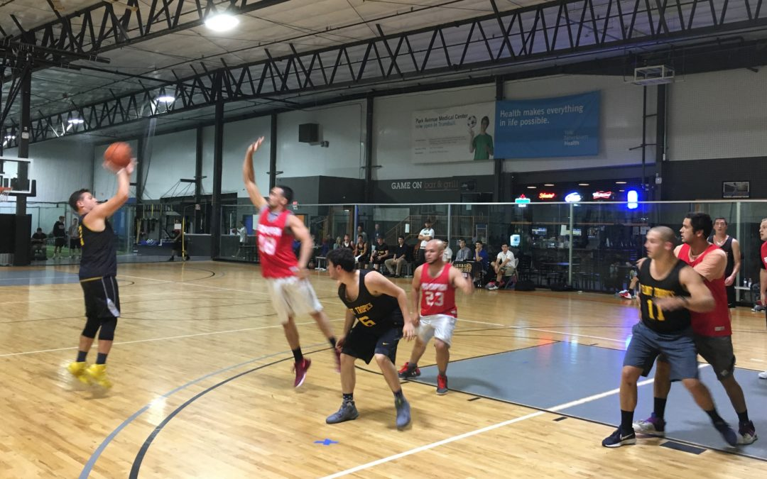 Flint Tropics rally late to eliminate Redemption from the playoffs