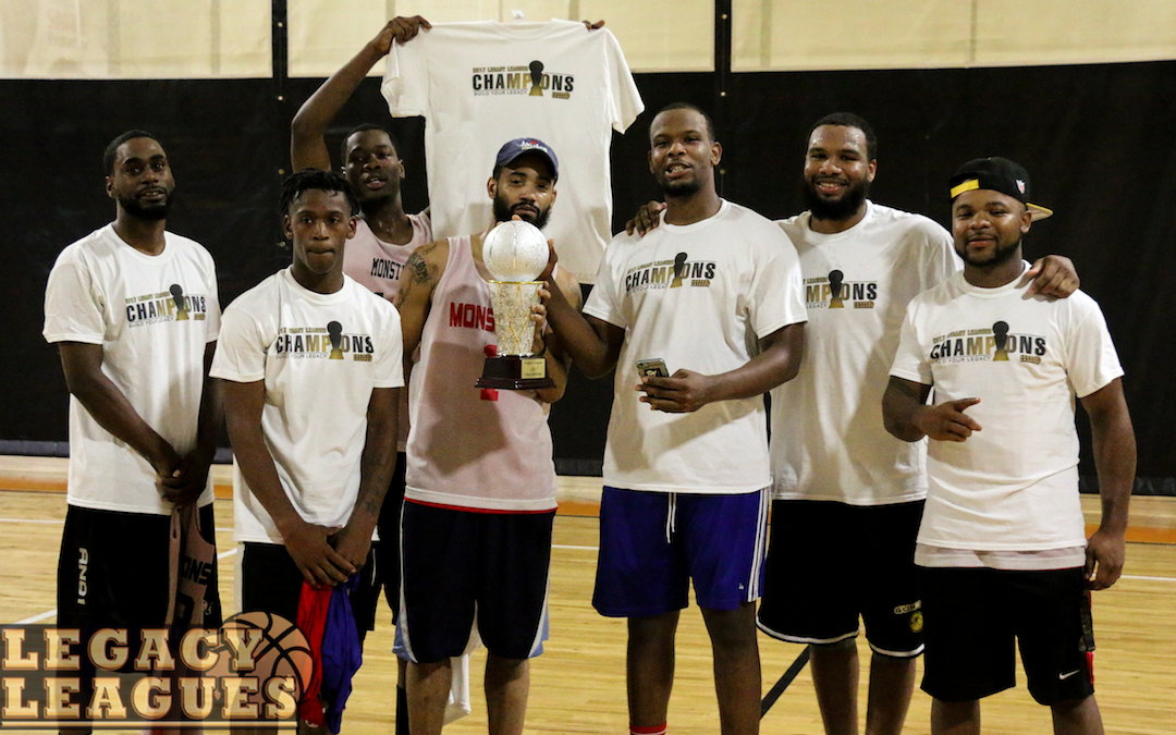 Monstars go back-to-back, defeat No Limit for the Summer 17 title