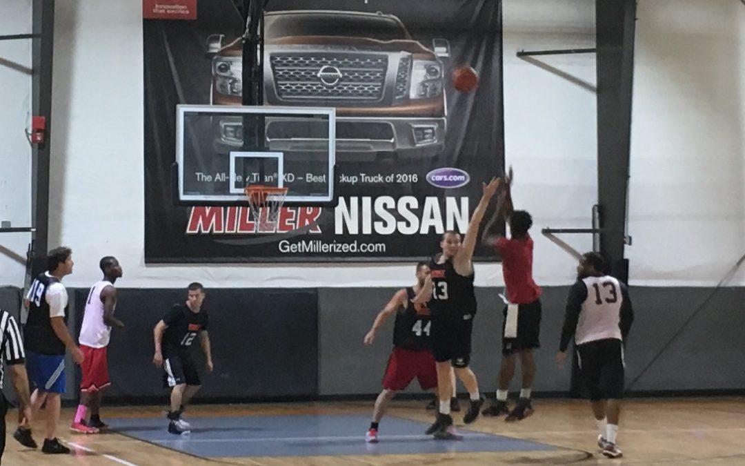 Monstars use depth to squeak past Team Moose's defense