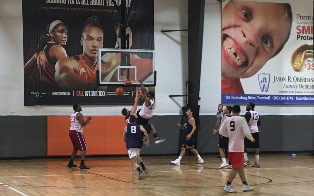 Monsters rally late against STP to move on to the Semifinals
