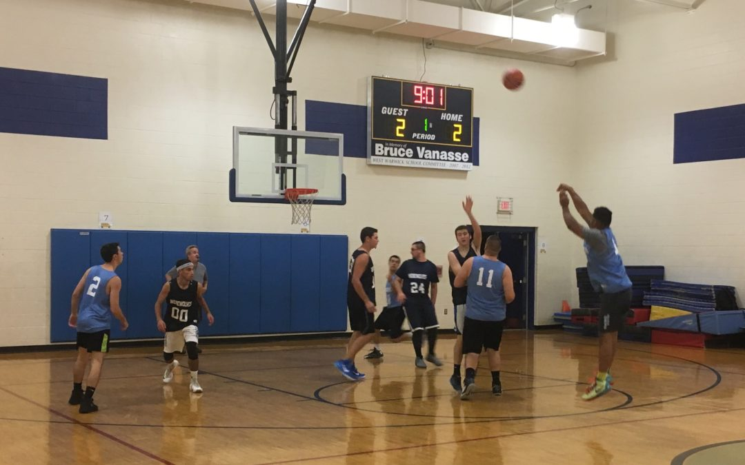 Skyhookers overcome slow start to hold off Heston, the Werewolves