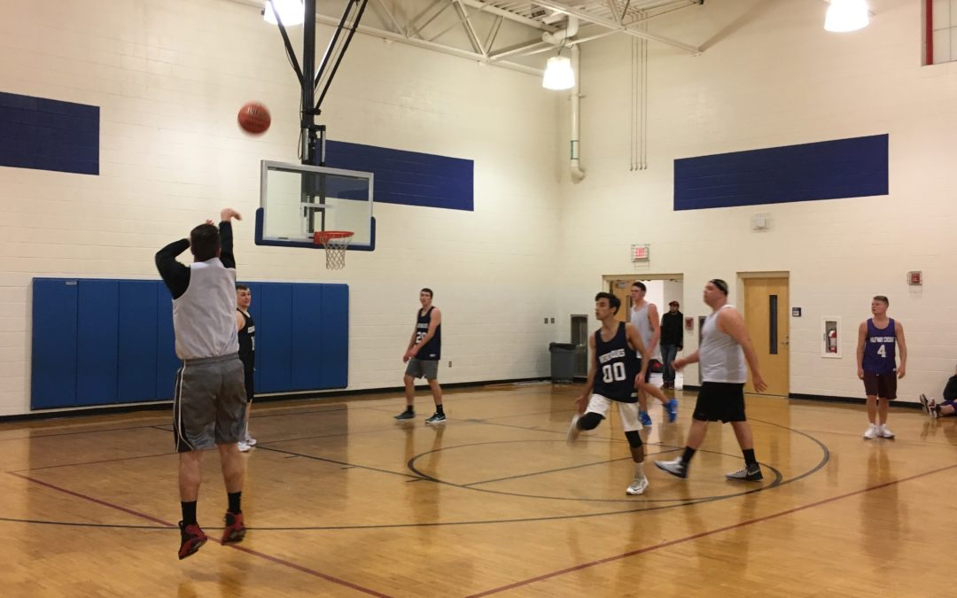 Team Heston knocks off Team O'Donnell in Fall 17 All-Star Game