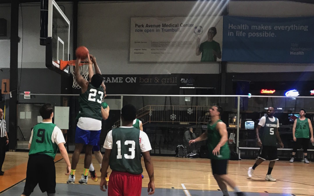 The Chasers dominate early, cruise to victory over Stranger Danger