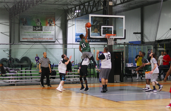 The Chasers use second-half surge to beat the Temptations