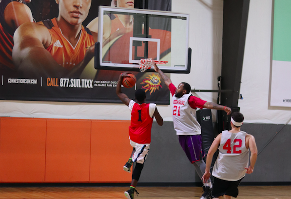 Rim Breakers dominate fourth quarter, stay undefeated with win over Goon Squad