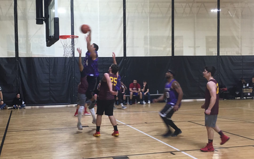The Throne crushes Semi Pro behind Baccielo's 51-point performance