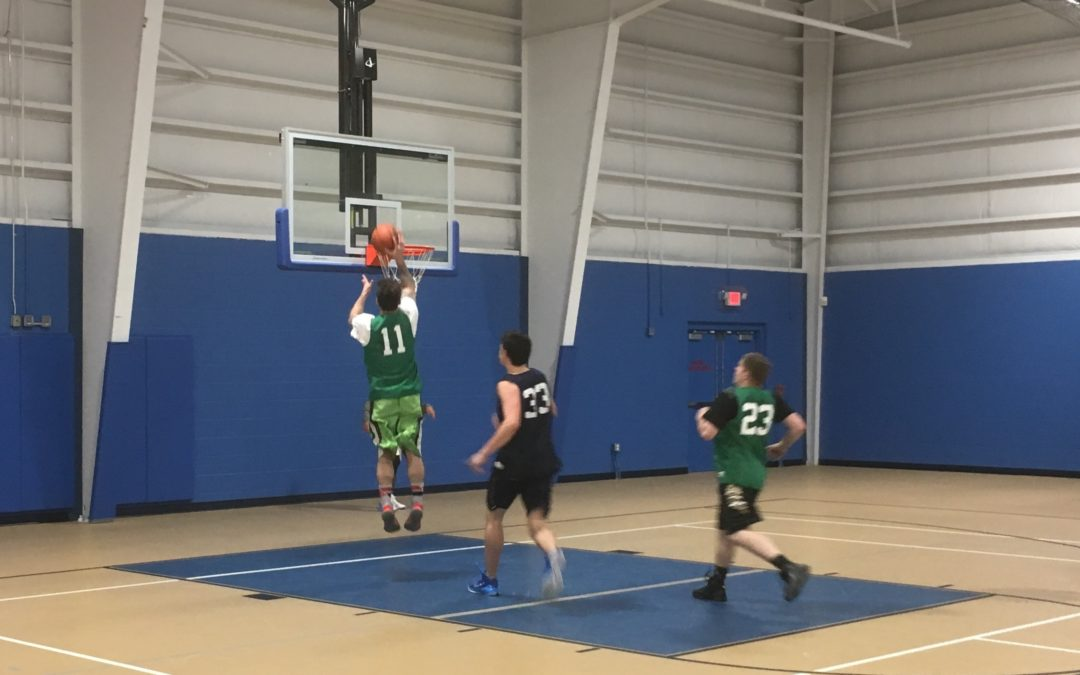 Crawford, Kashouh Jr. help Green Squad coast past Werewolves