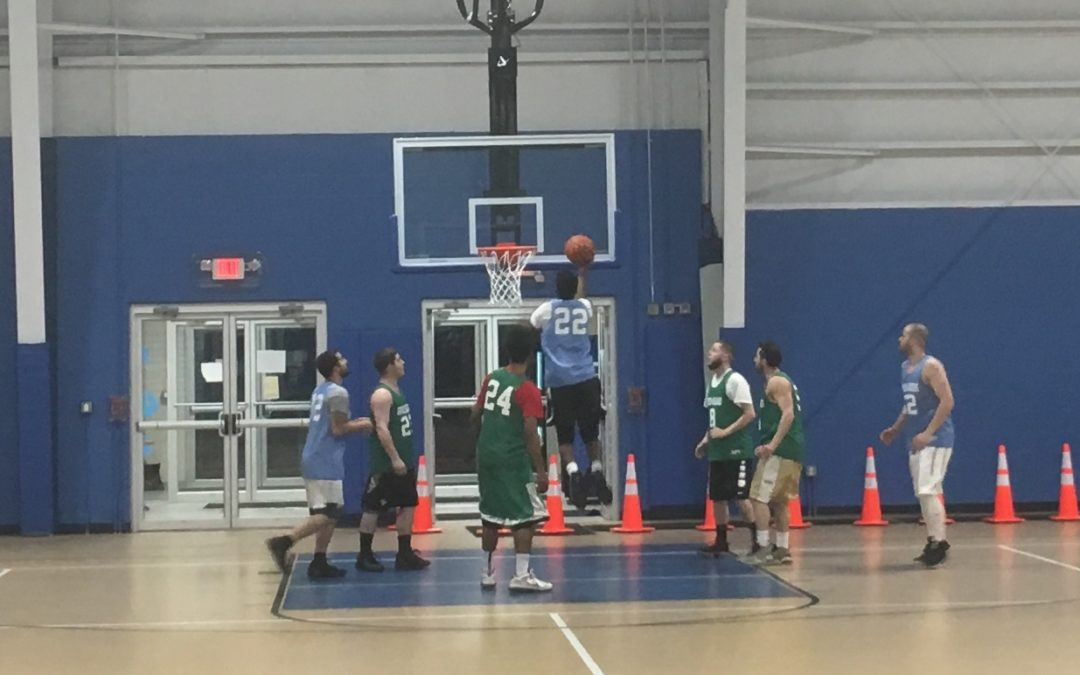 4th Quarter Rally Not Enough as Green Squad falls to Swish Kabobs