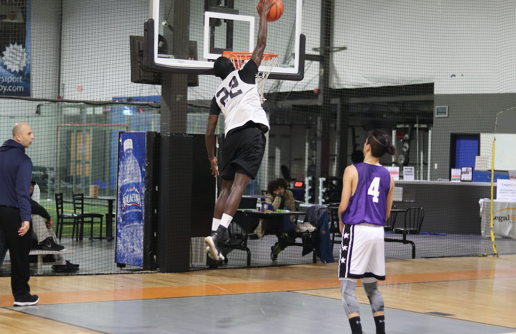 Horton's fifth double-double of season helps Temptations hand The Throne fifth loss