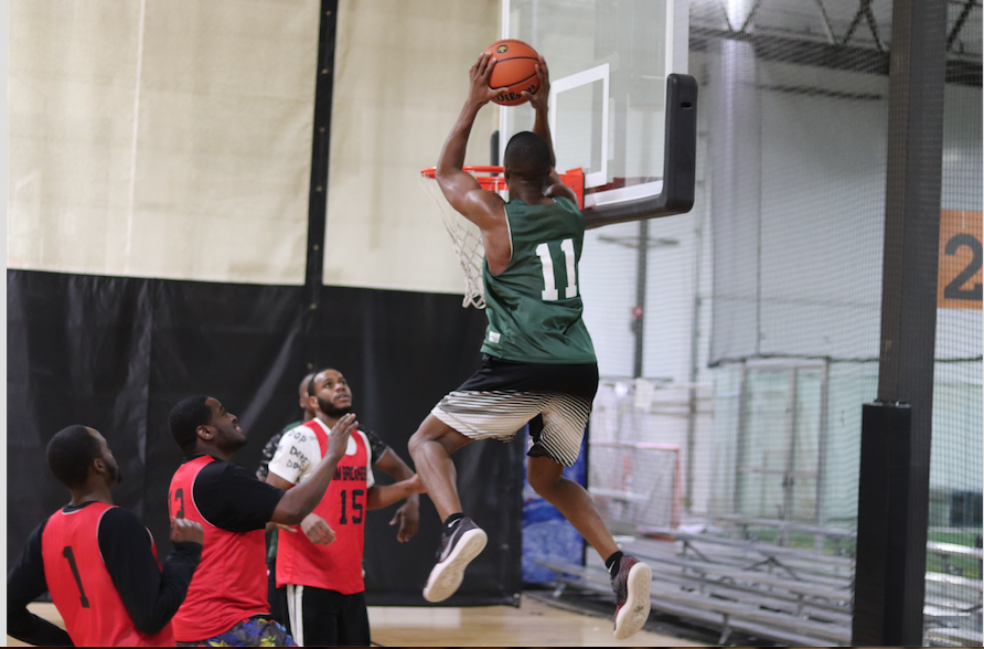 Washington Brothers power The Chasers to win over Rim Breakers