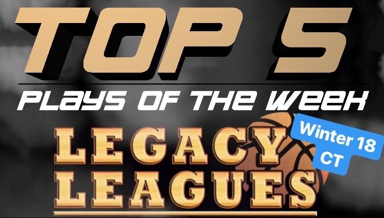 Top 5 Plays of Week 7 CT