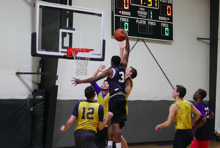 Blue Devils win physical playoff game against the Flint Tropics, earn trip to Semifinals
