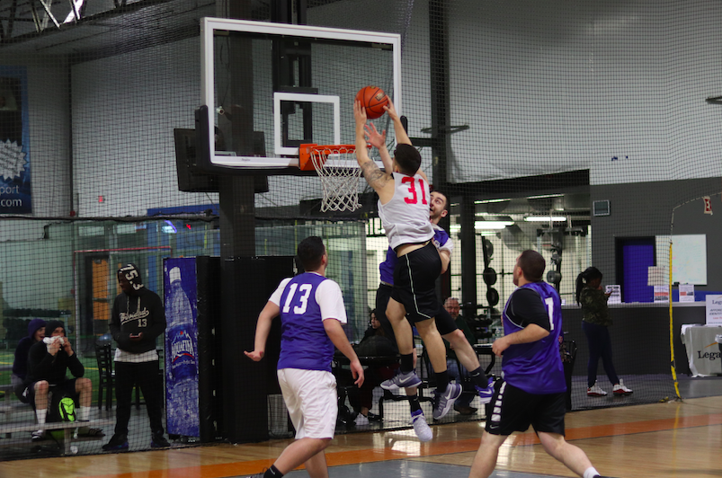 Migliaro steps up as Goon Squad puts Shooters Shoot away in second half