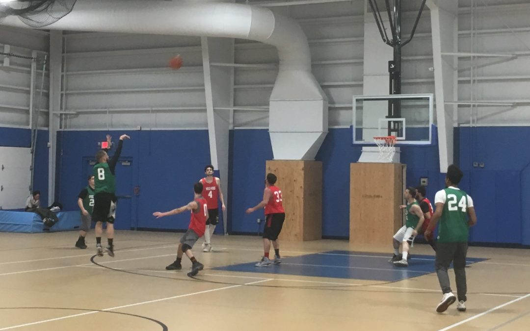 Green Squad clamps down in fourth to put away Wild Hogs