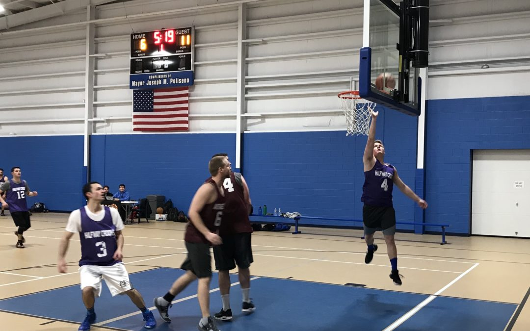 Halfway Crooks get first victory over Average Joes