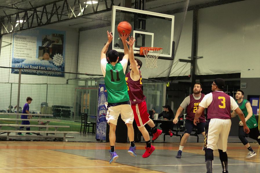 Three-point barrage from Zocco bros. lifts Stranger Danger past Semi Pro