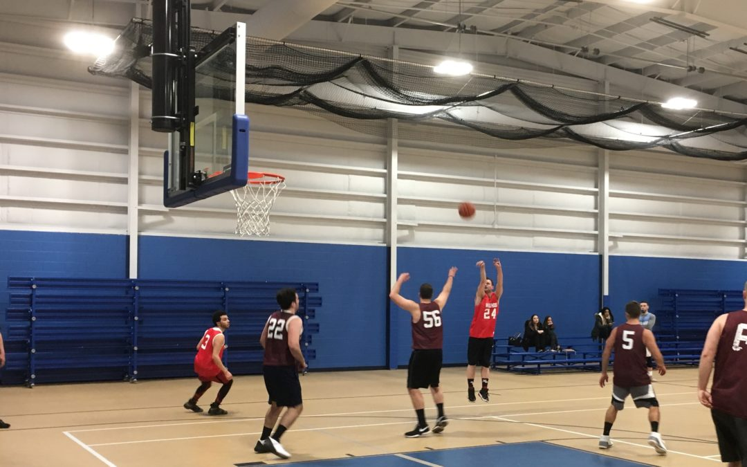 Wild Hogs grind out first win of season