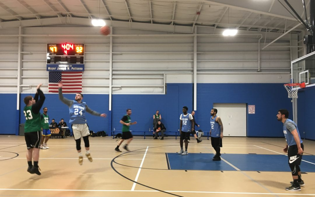 Crawford hits 14 3-pointers as Green Squad dominates Swish Kabobs in Semifinals