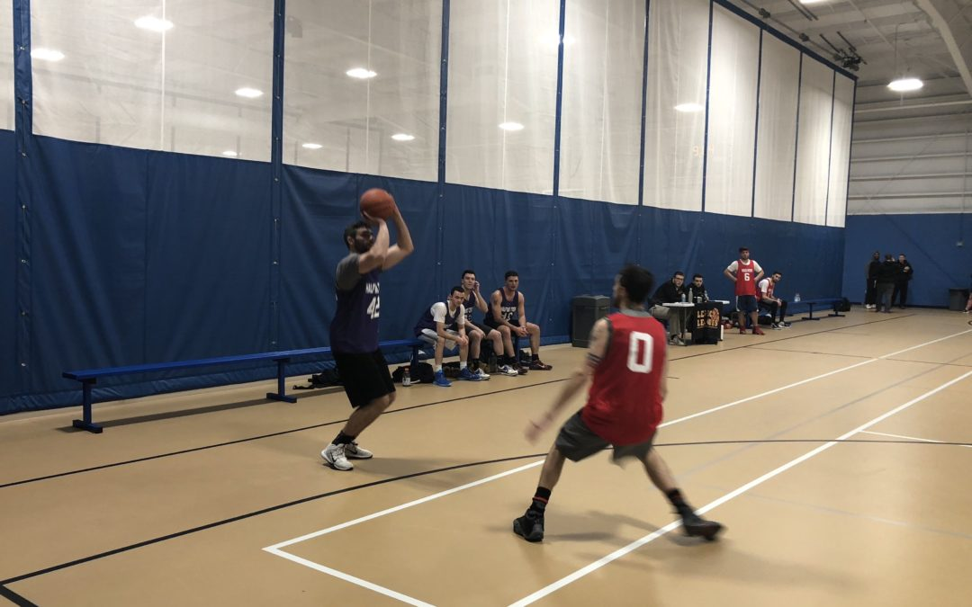 Halfway Crooks hold off Wild Hogs, clinch No. 6 seed with back-to-back wins
