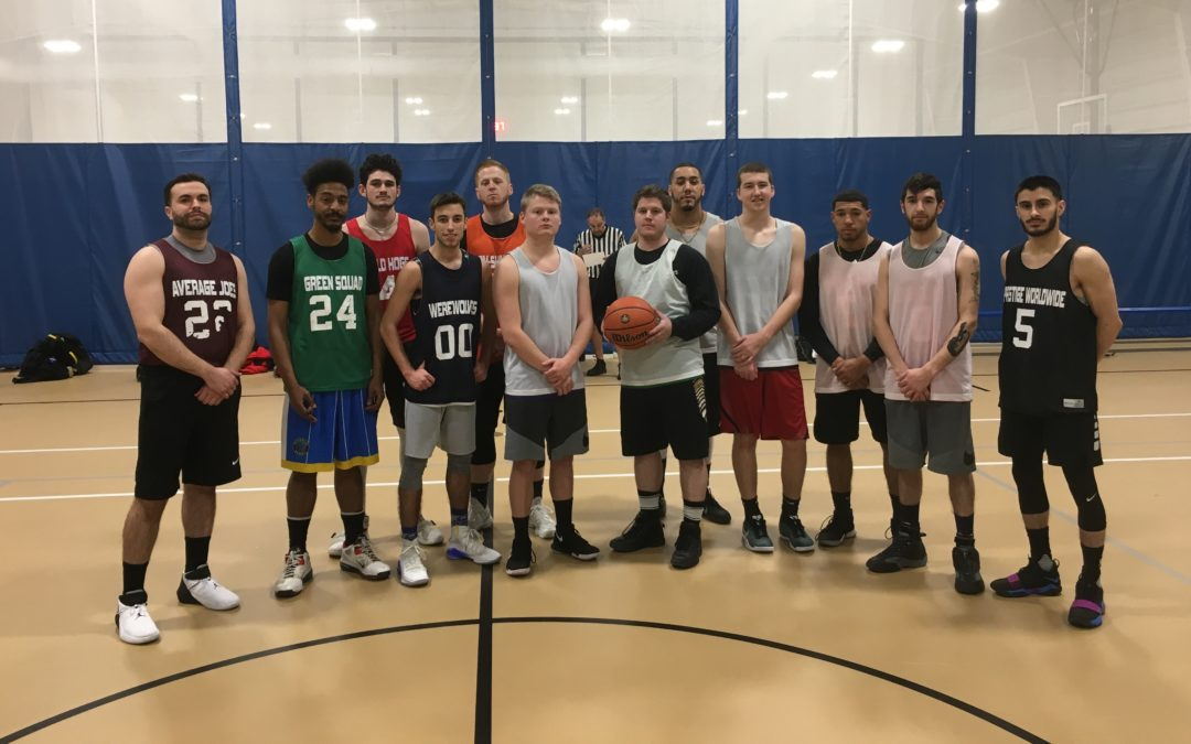 Team Crawford out-shoots Team Kashouh to win Winter 18 RI All-Star Game