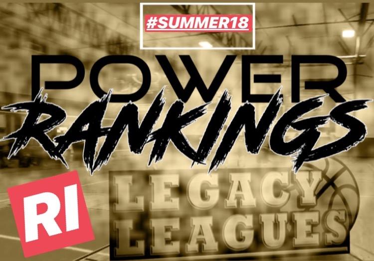 Week 2 Power Rankings RI