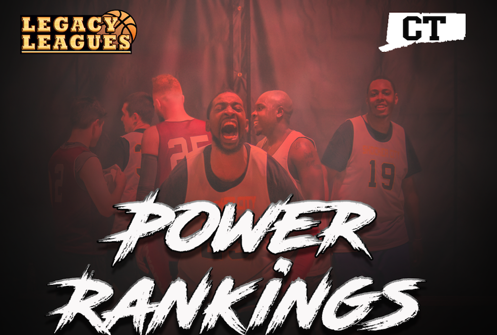 Week 6 Power Rankings CT