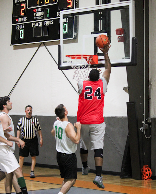 Rim Breakers grind out win over Nothing Easy