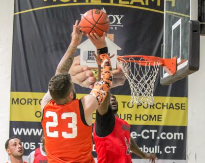 Rim Breakers hang on to defeat short-handed Sportslook