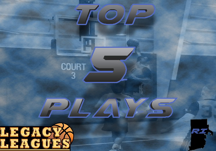 Top 5 Plays from Week 6 RI