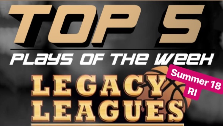 Top 5 Plays of Week 1 RI