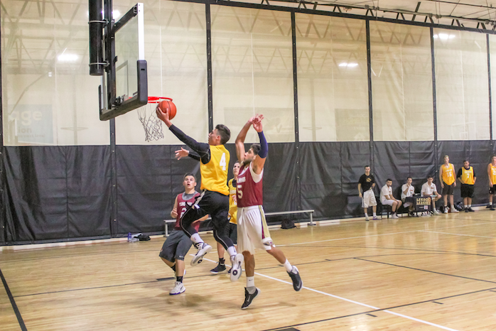 Nemchek and Giovannini lead J's past Young Kings