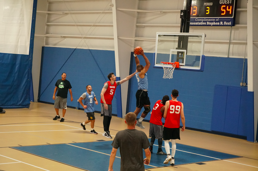 Lob City remains undefeated after decisive victory over Wild Hogs