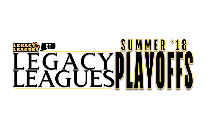 Official playoff seeding and notes (through Summer 18 CT season)