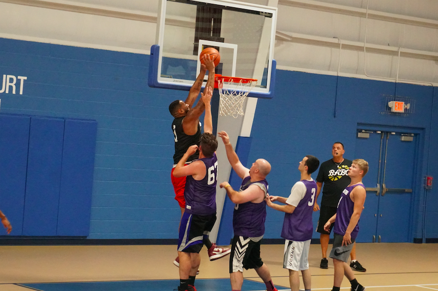Swish Kabobs come away with close win over Halfway Crooks