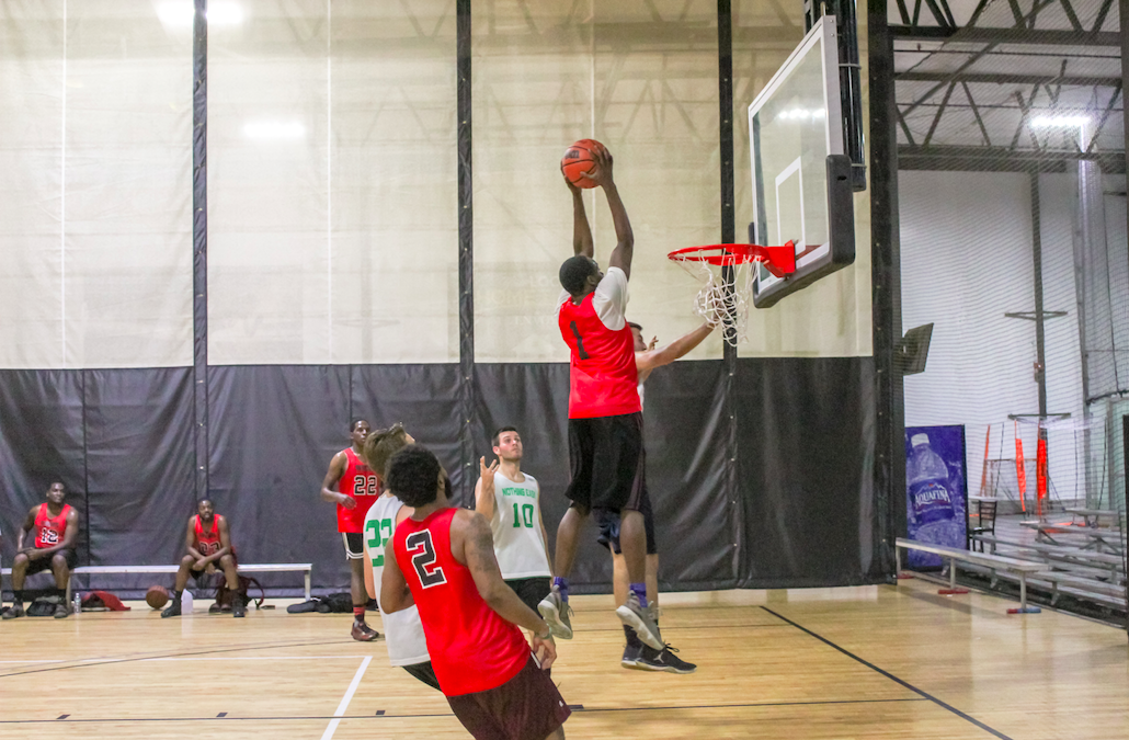 Rim Breakers cruise to Semifinals with victory over Nothing Easy